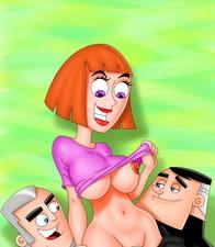 tram pararam cartoon parody porn