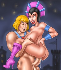 tram pararam cartoon parody porn